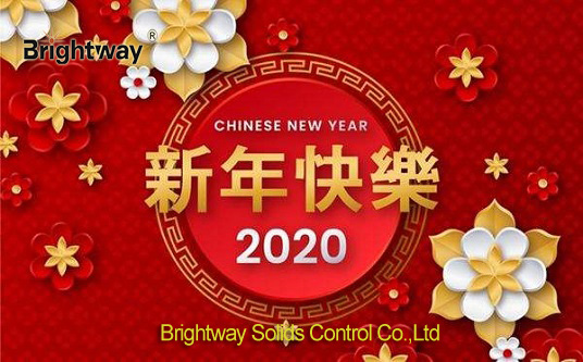 Happy Chinese Lunar New Year 2020
